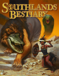 Cover of Southlands Bestiary from Kobold Press